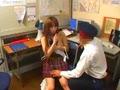 アダルト動画:制服女子高生におしおきファック!